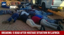5 killed within the hostage state of affairs within the Church in South Africa
